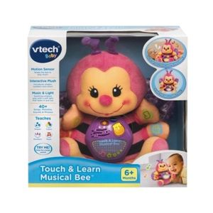 Vtech Touch & Learn Musical Bee | New in Box …